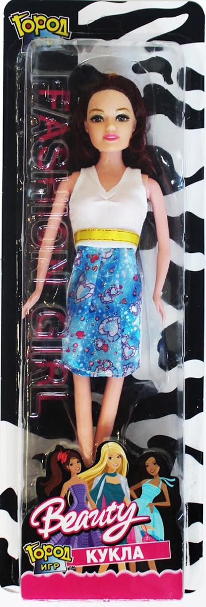 Кукла Город Игр Beauty Аннабель, GI-6681GI-6681Классическая модная кукла Beauty Аннабель - одета в роскошное платье с аксессуарами.Ваш ребенок может заботиться о своей кукле, как о настоящем друге. Выразительный внешний вид и аккуратное исполнение куклы делают ее идеальным подарком для любой девочки!