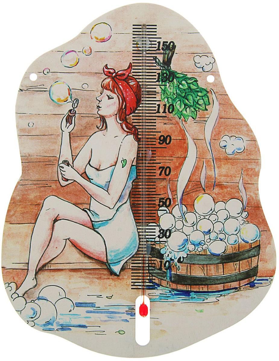 Термометр для бани и сауны Добропаровъ
