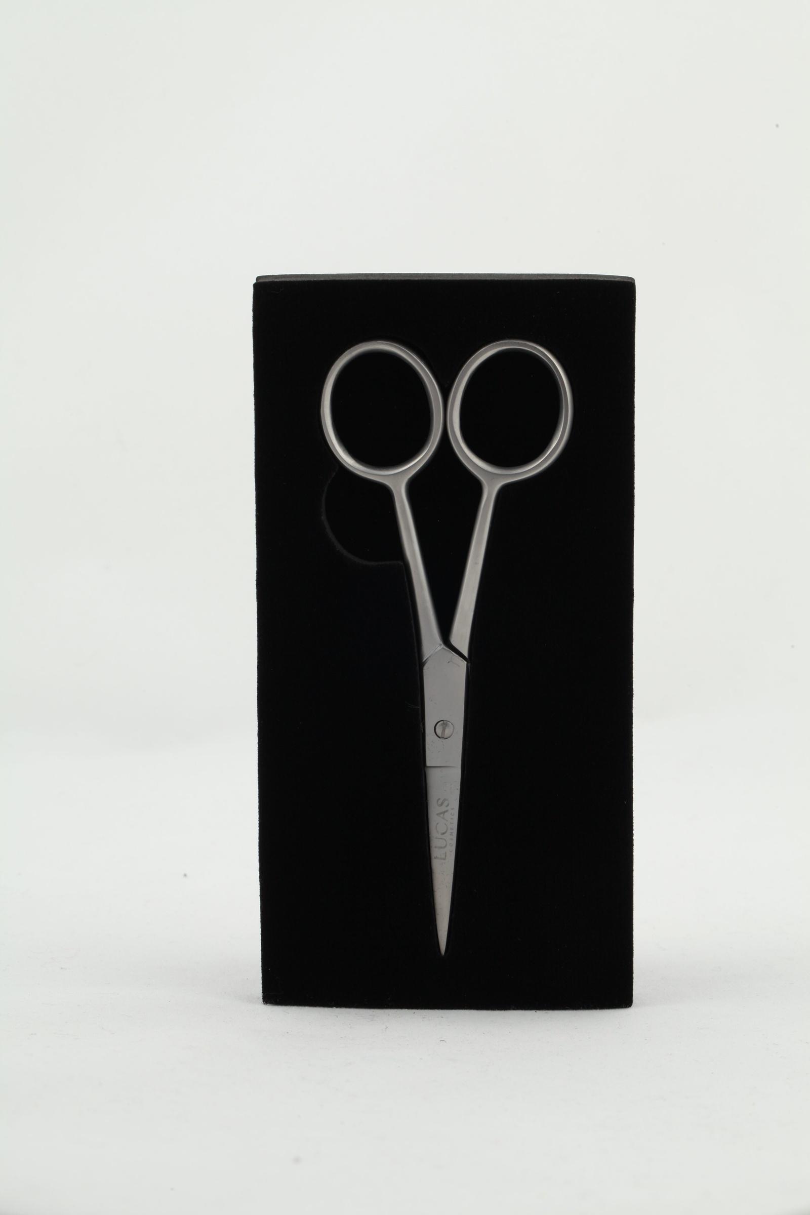 Ножницы для бровей Lucas Cosmetics  Классические