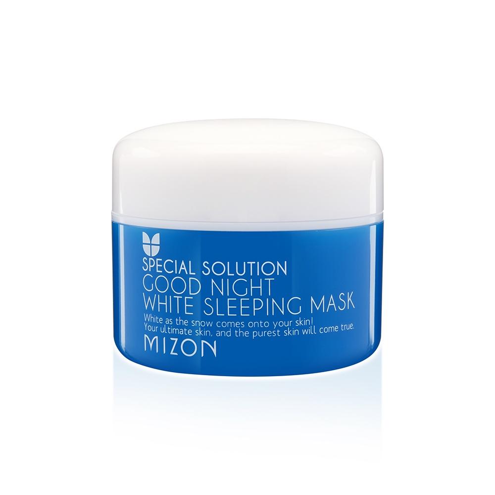 Ночная маска Mizon Good Night White Sleeping Mask, 80 мл