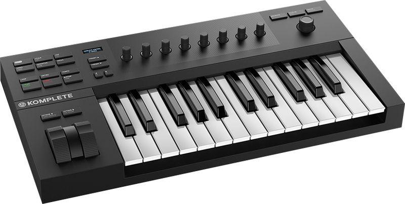 MIDI-клавиатура Native Instruments Komplete Kontrol A25 midi контроллер native instruments komplete kontrol s49 mk2