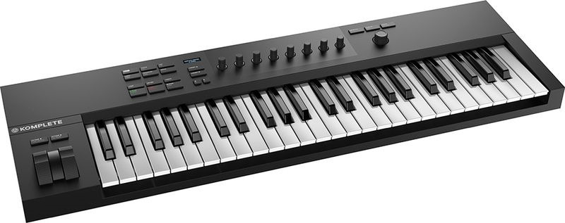 MIDI-клавиатура Native Instruments Komplete Kontrol A49 midi контроллер native instruments komplete kontrol s49 mk2