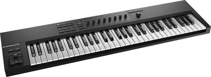 MIDI-клавиатура Native Instruments Komplete Kontrol A61 midi контроллер native instruments komplete kontrol s49 mk2