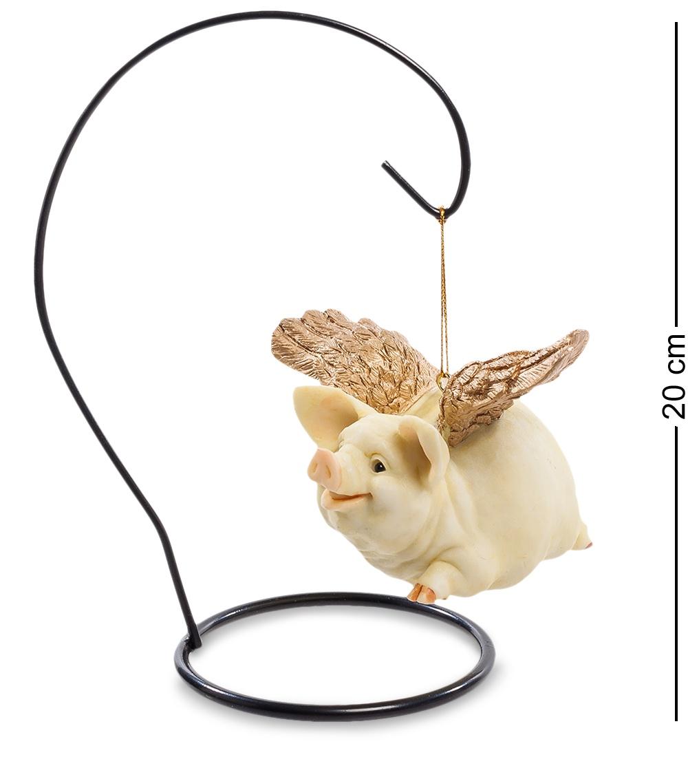 """Фигура Sealmark """"Летающая свинья ''Златокрылая'', 90335"""