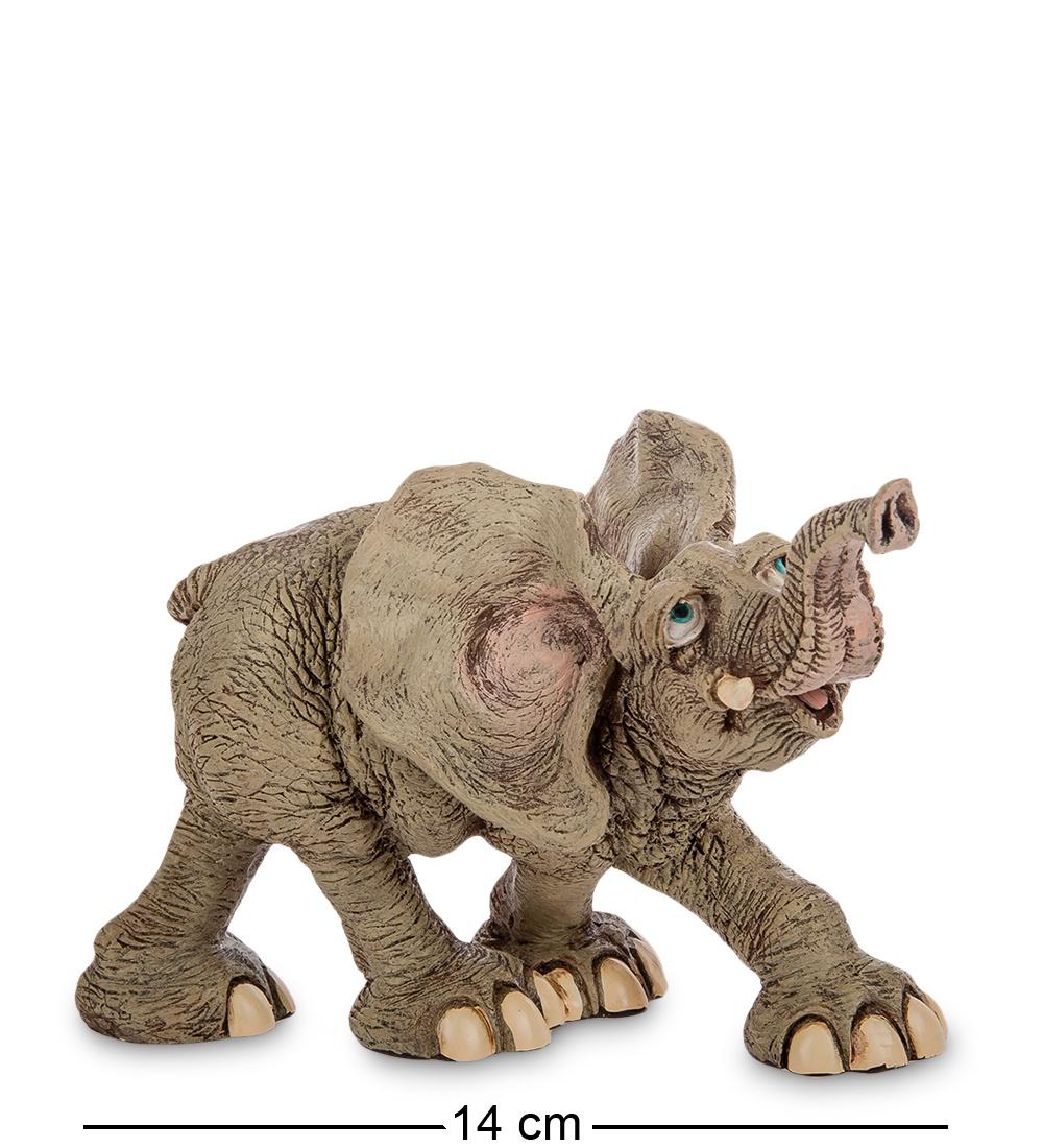 Фигура Sealmark Слон ''Я милого узнаю по походке'' 903578, серый el 7484 me фигура бол слон я не грустный я трезвый sealmark