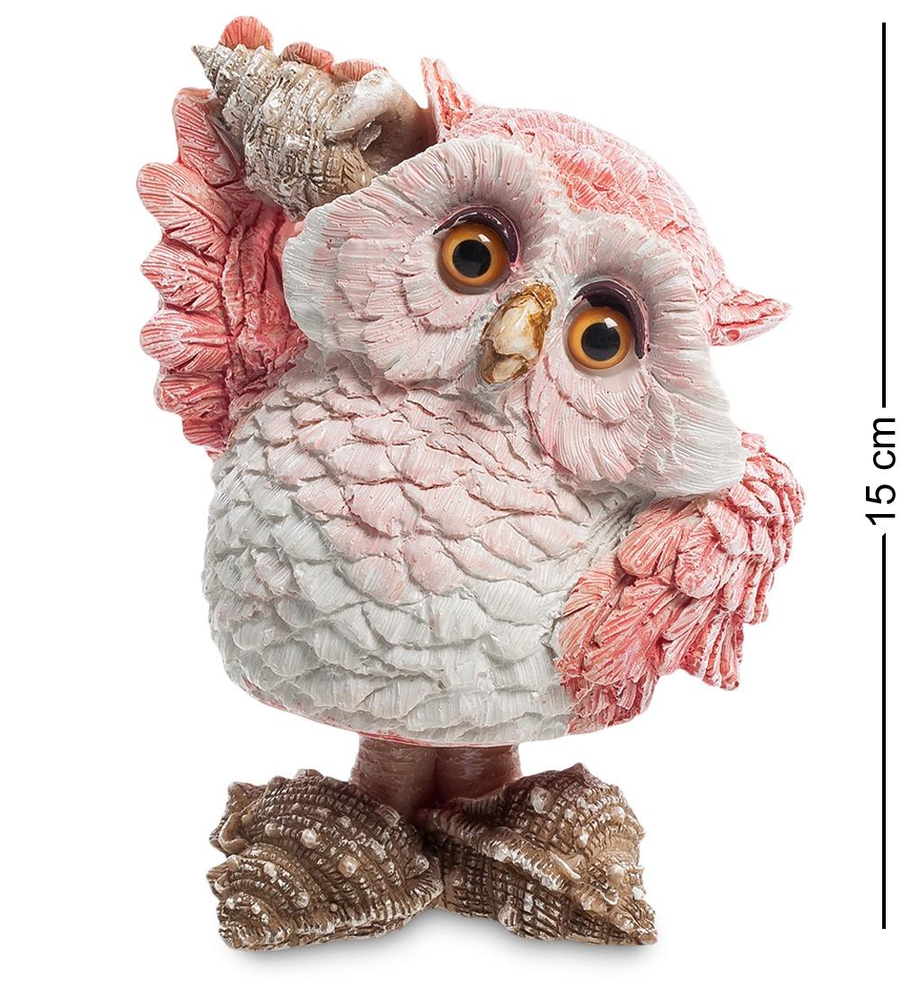 Фигура Sealmark Сова ''Путешественница'' 902854, розовый