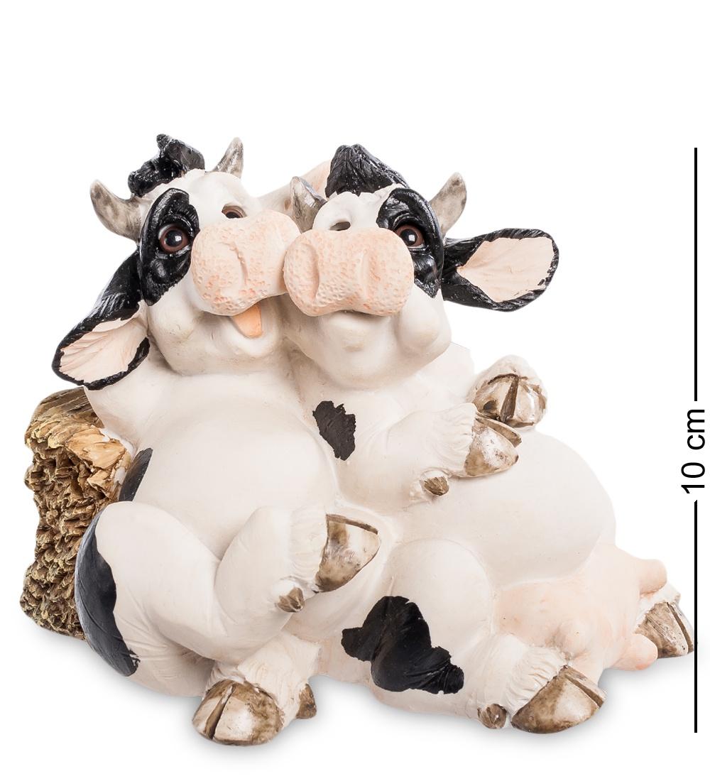 Фигура Sealmark Коровы ''Любовь-морковь'', 90223 cw 7937 xdфигура корова сонька sealmark