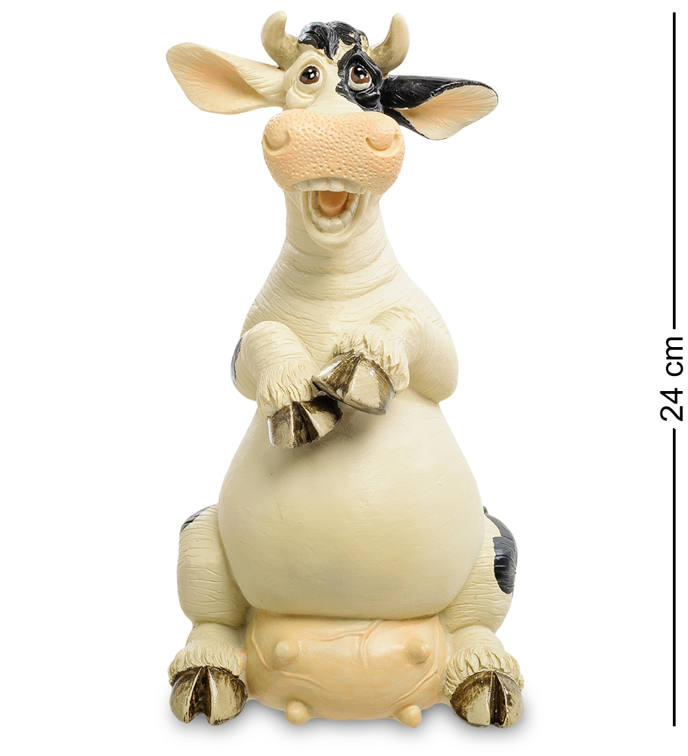 Фигура Корова Sealmark ''Красуля'', 90237 cw 7937 xdфигура корова сонька sealmark