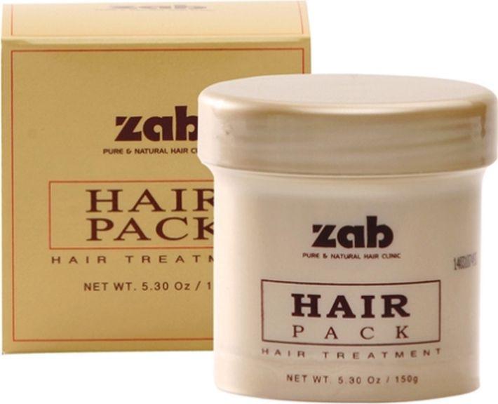 Маска Zab, увлажняющая, для поврежденных волос, 150 мл увлажняющая маска авен