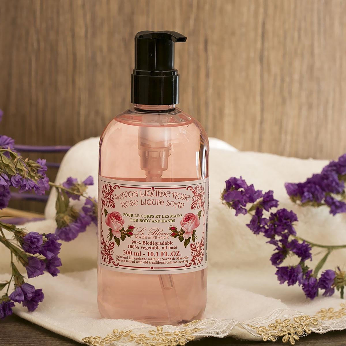 Жидкое мыло Le Blanc Роза