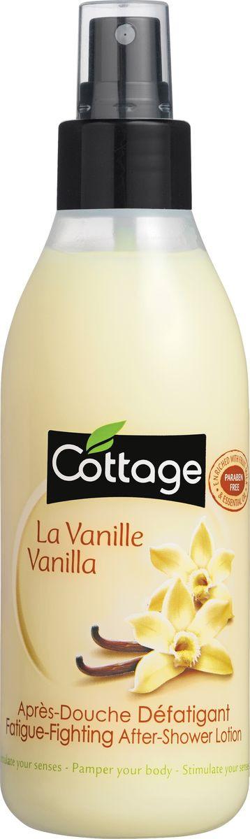 Лосьон для тела Cottage Ваниль, расслабляющий, 200 мл лосьон для тела cottage cottage co079lwfzhs1