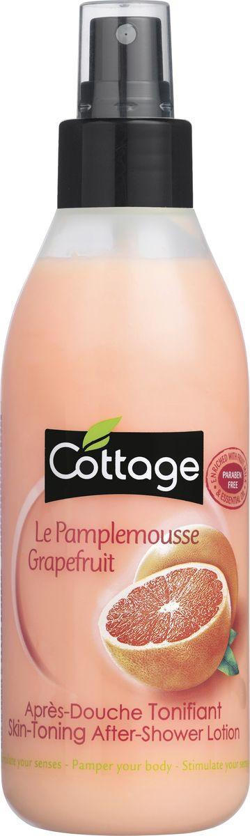 Лосьон для тела Cottage Грейпфрут, тонизирующий, 200 мл лосьон для тела cottage cottage co079lwfzhs1