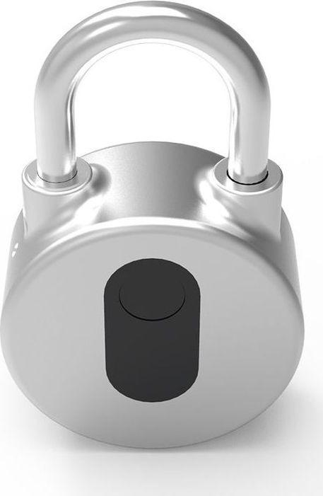 Замок GLS, электронный, универсальный, цвет: серый. GLS-U-BT