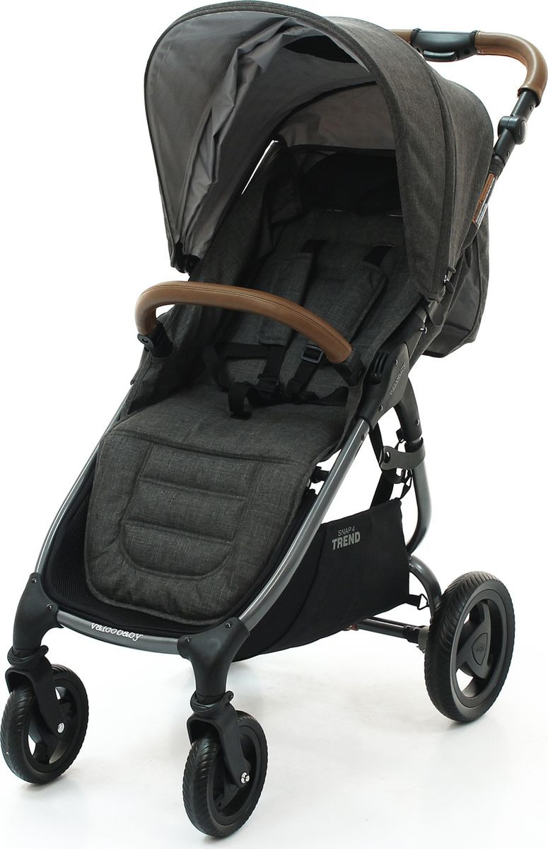 Коляска прогулочная Valco Baby Snap 4 Trend Charcoal