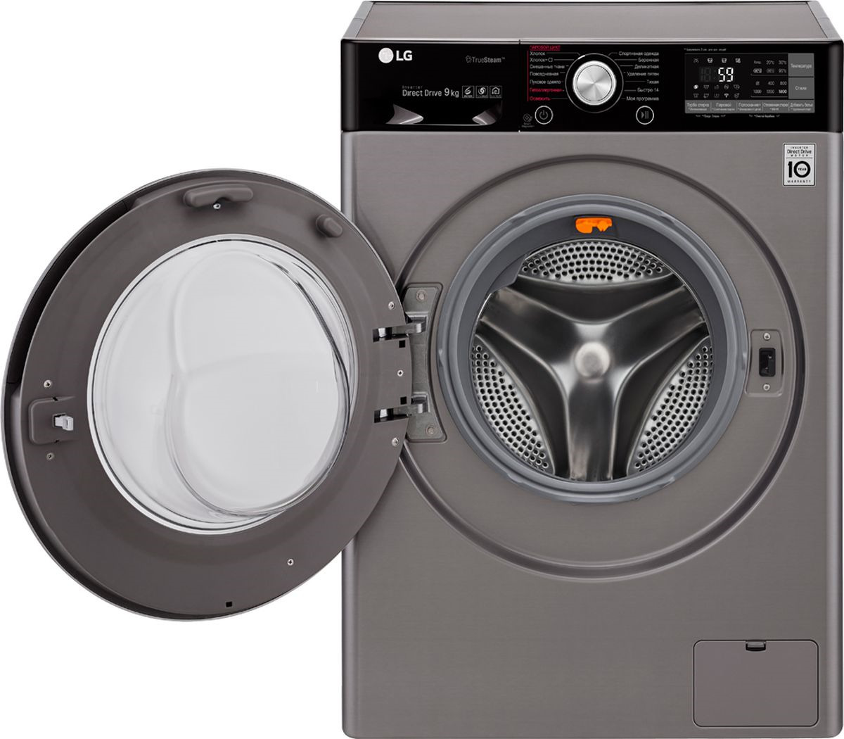 Стиральная машина LG F4J9VS2S LG