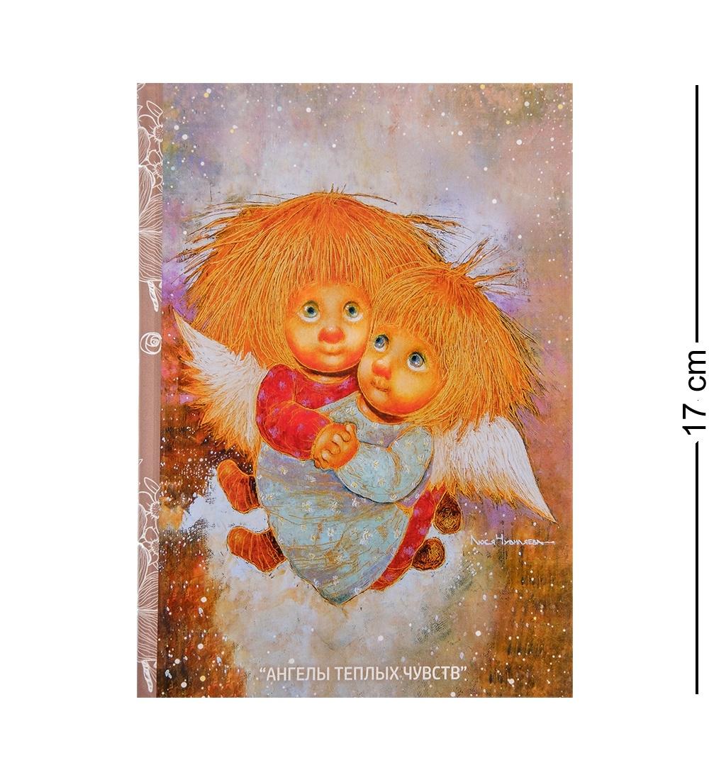 ANG-420 Блокнот ''Ангелы теплых чувств'' 12х17 420