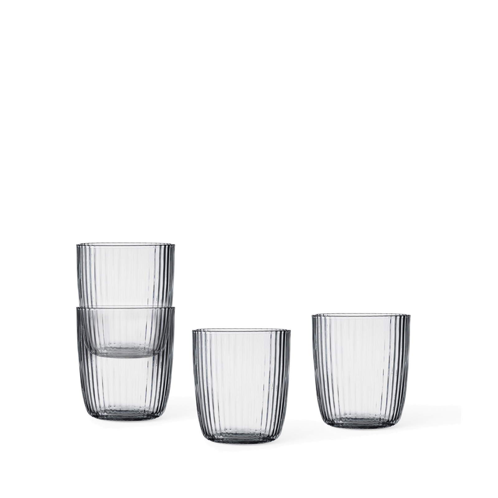 Набор стаканов Viva scandinavia Christian, V79200, прозрачный, 4 шт, 250 мл