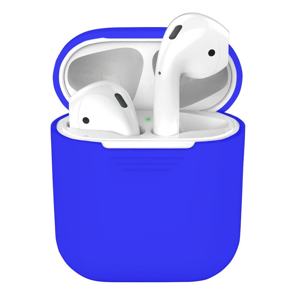 Чехол для наушников SSY Чехол для Apple AirPods, Blue