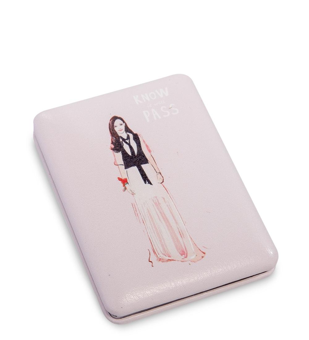 Зеркало Art-East ''Икона моды'' Я-01-129, 90000130, розовый икона 5 апостолов