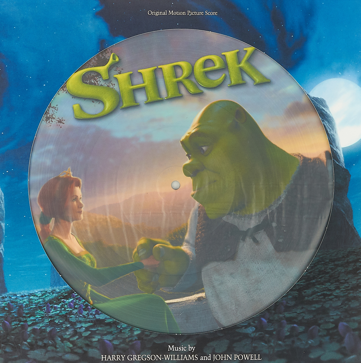 Shrek. Original Motion Picture Score (LP) the spy who loved me original motion picture score lp
