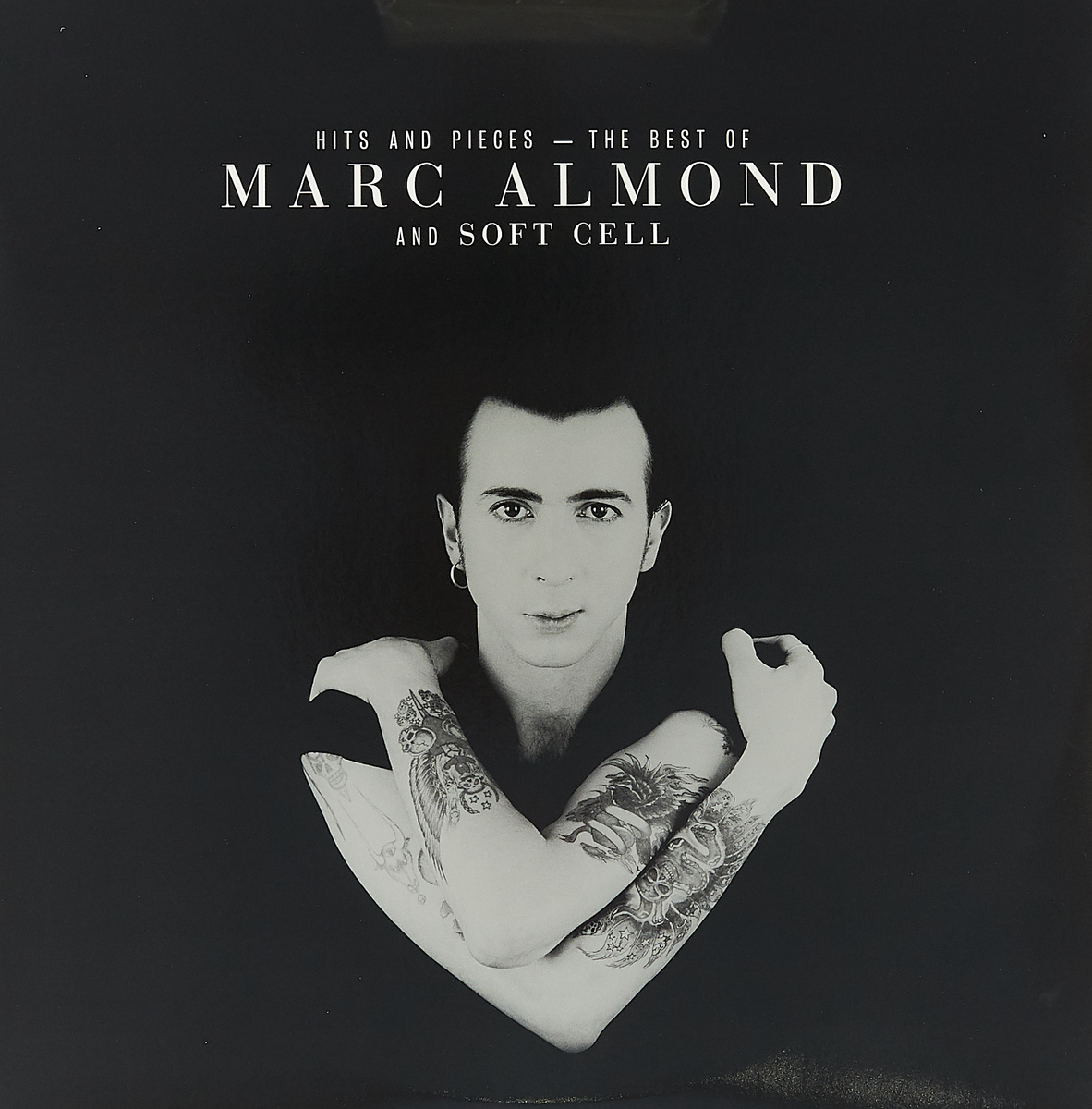Марк Элмонд Marc Almond. Hits And Pieces. The Best Of Marc Almond & Soft Cell (2 LP)