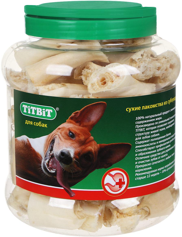 Лакомство Titbit Голень баранья, для собак лакомство для собак titbit голень баранья 2 шт