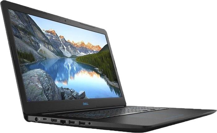 17.3 Игровой ноутбук Dell G3 3779 G317-7671, черный 17 3 игровой ноутбук dell g3 3779 g317 5362 черный