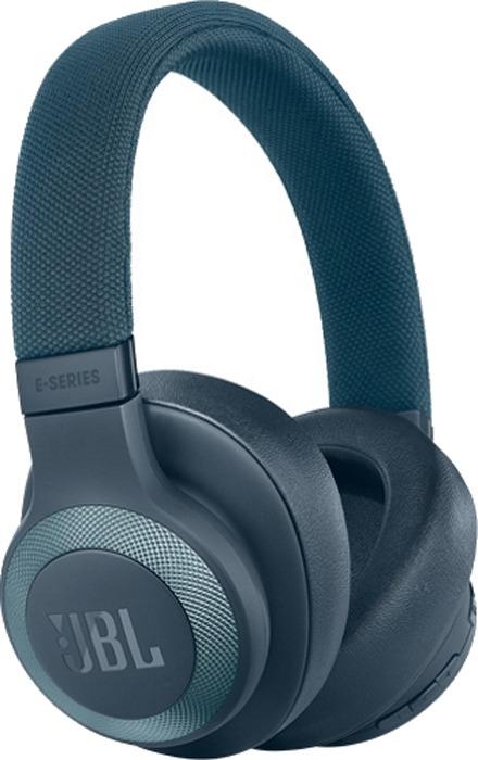 лучшая цена Наушники Harman JBL E65BTNC, полноразмерные, цвет: синий