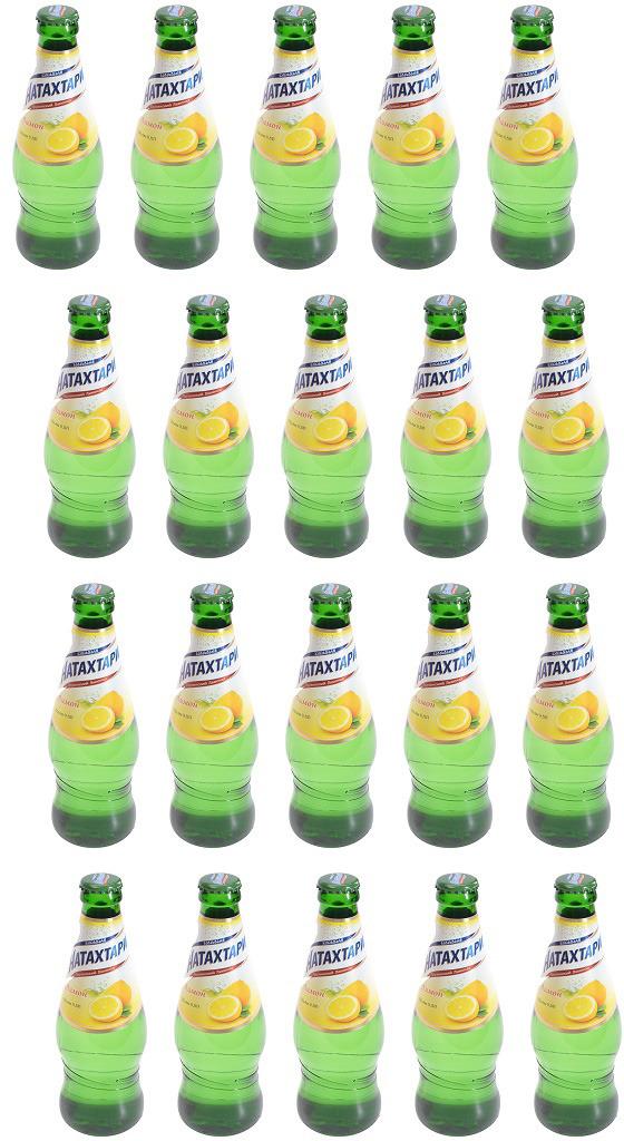 """Газированный напиток Натахтари """"Лимон"""", 20 шт х 500 мл"""