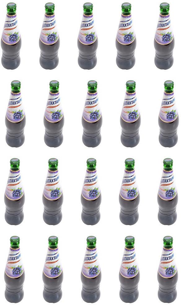 """Газированный напиток Натахтари """"Саперави"""", 20 шт х 500 мл"""