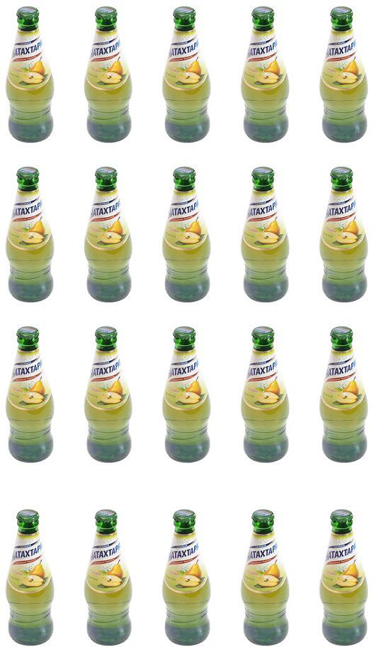 """Газированный напиток Натахтари """"Груша"""", 20 шт х 500 мл"""