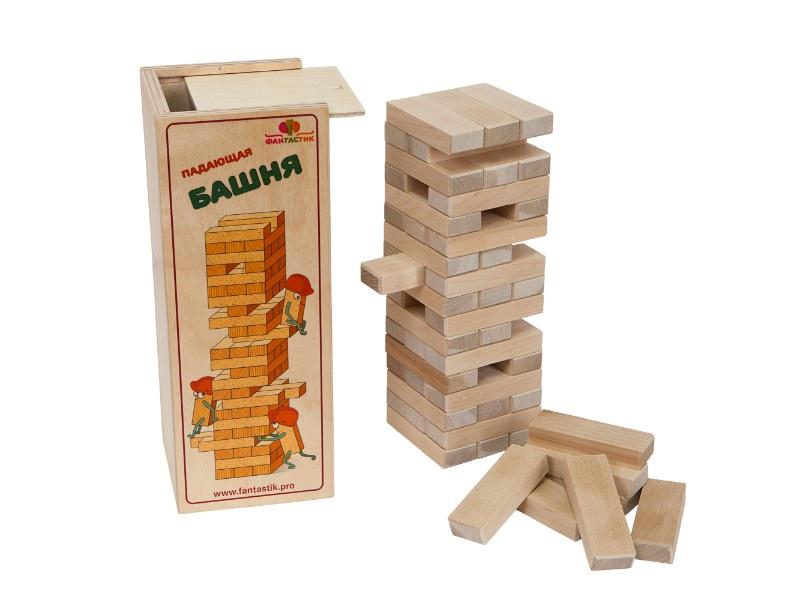 Настольная игра Фантастик Падающая башня 100111 Фантастик