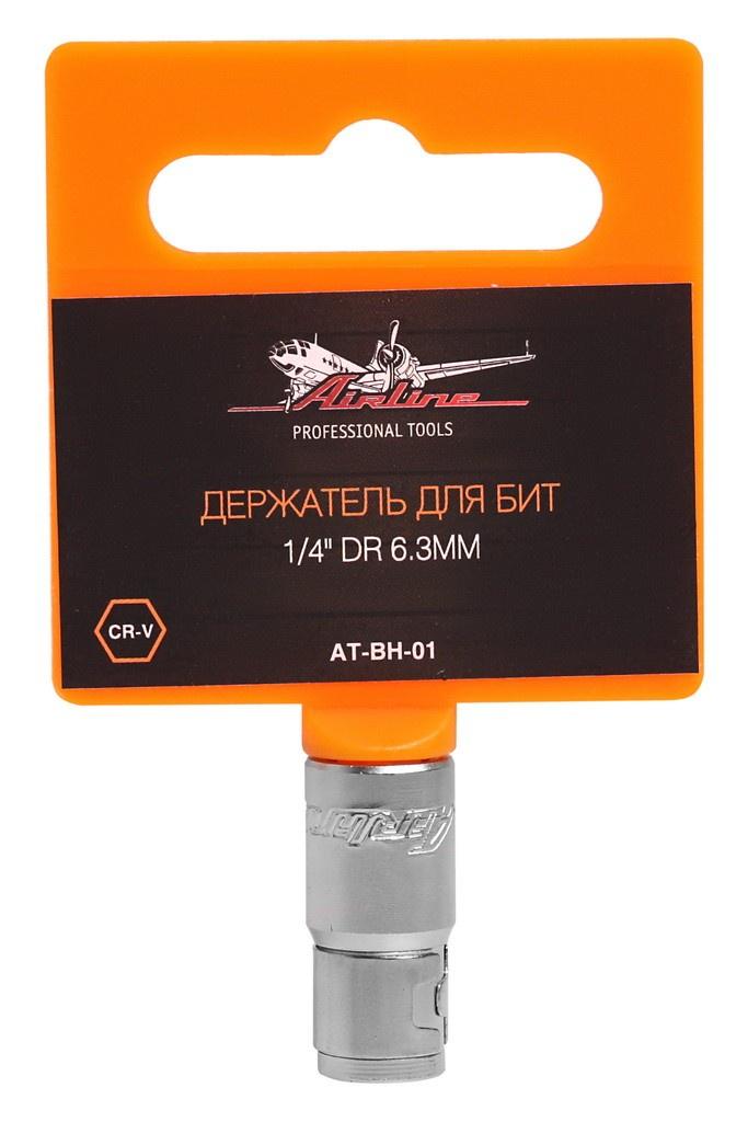 Держатель для бит 6.3мм 1/4 DR (AT-BH-01)