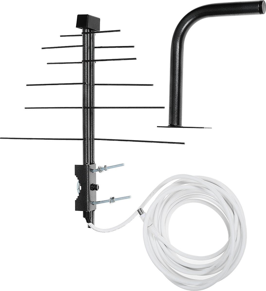 РЭМО BAS-1109-P Селена-мини, Black уличная ТВ-антенна (пассивная) цены онлайн