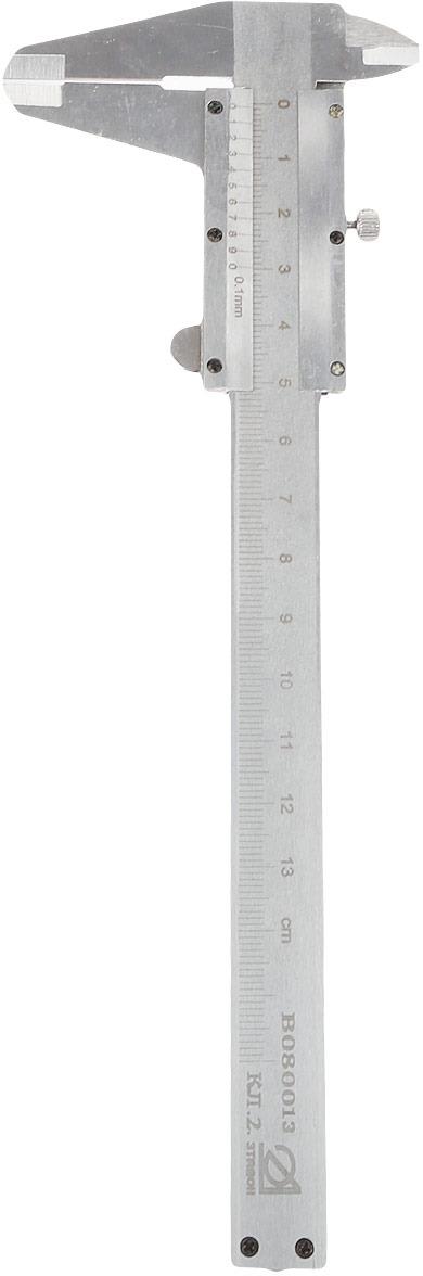 Штангенциркуль Эталон, ГОСТ 166-89, 12,5 см