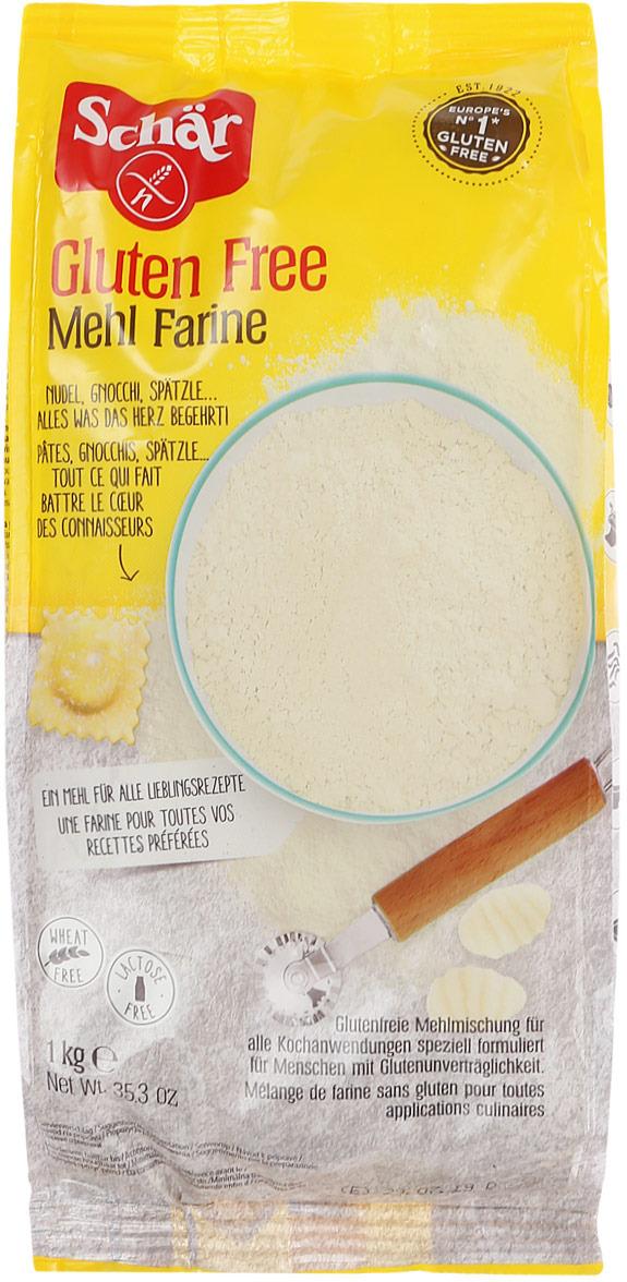 Dr. Schar Farina Mehl Мучная смесь специальная, 1 кг dr schar fette croccanti хлебцы 150 г
