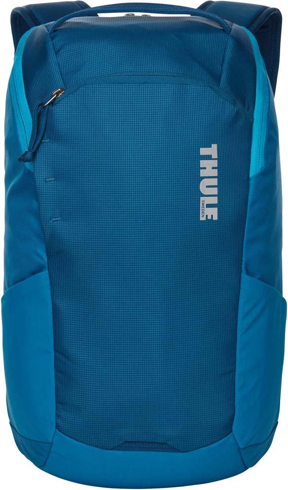 Рюкзак городской Thule EnRoute Backpack, 3203590, синий, 14 л рюкзак городской thule lithos backpack 3203632 черный 20 л