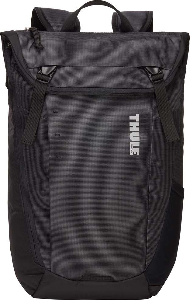 Рюкзак городской Thule EnRoute Backpack, 3203591, черный, 20 л рюкзак городской thule lithos backpack 3203632 черный 20 л