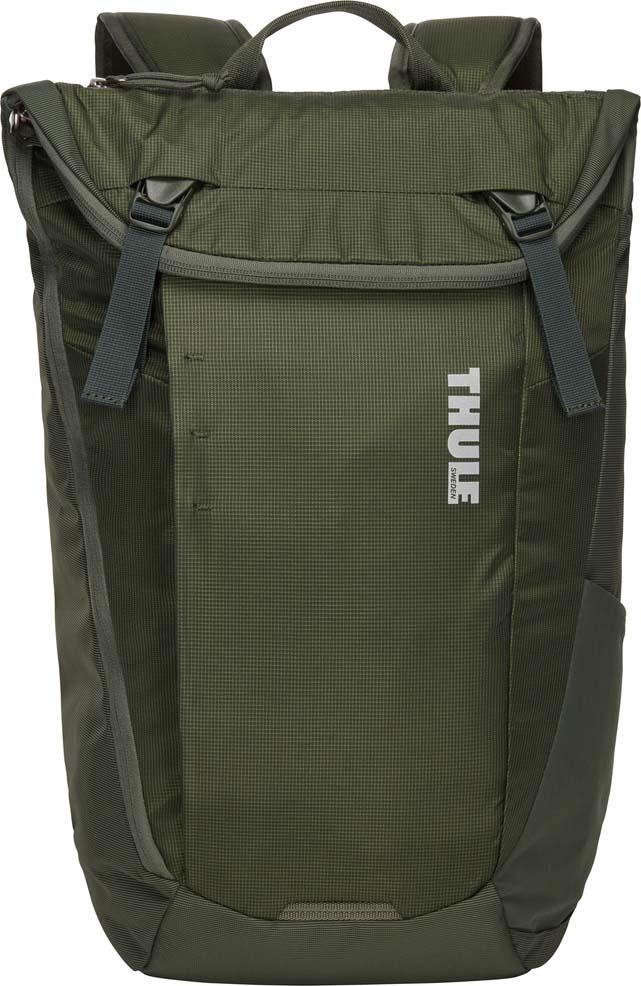 купить Рюкзак городской Thule EnRoute Backpack, 3203593, темно-зеленый, 20 л по цене 7991 рублей