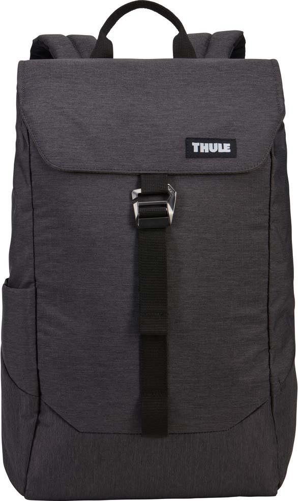 Рюкзак городской Thule Lithos Backpack, 3203627, черный, 16 л рюкзак городской thule lithos backpack 3203632 черный 20 л