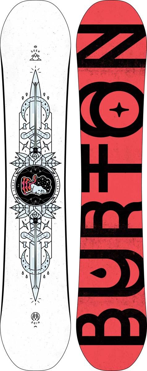 Сноуборд женский Burton Talent Scout, длина 149 см