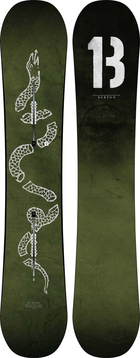 цена на Сноуборд мужской Burton Descendant, длина 158 см