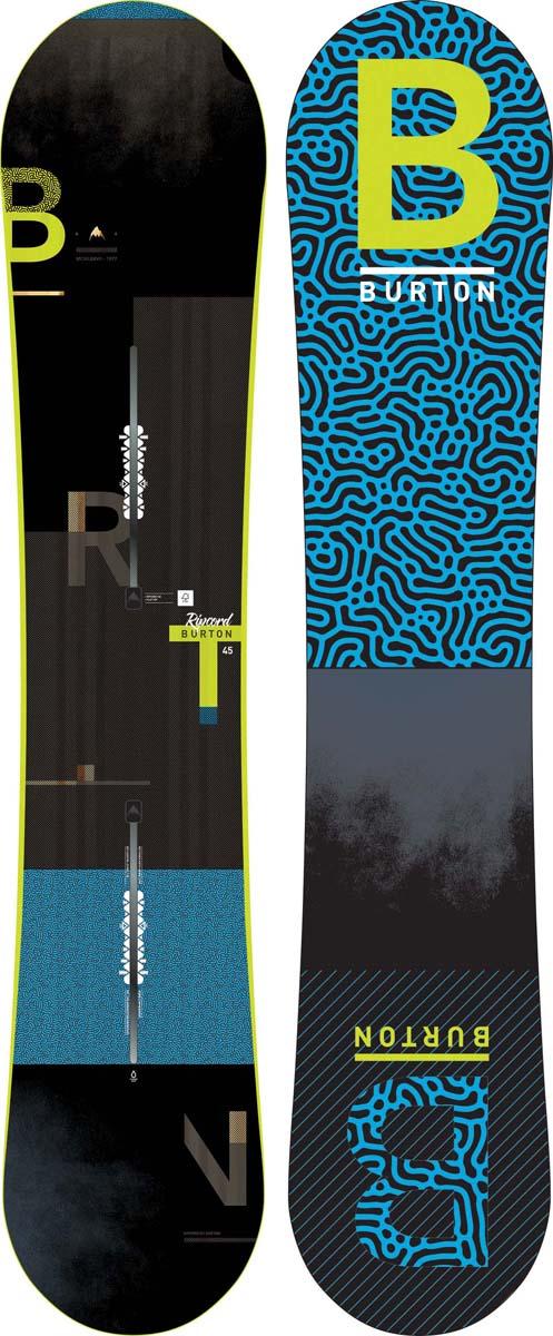 Сноуборд мужской Burton Ripcord, длина 145 см сноуборд burton ripcord ростовка 162 см