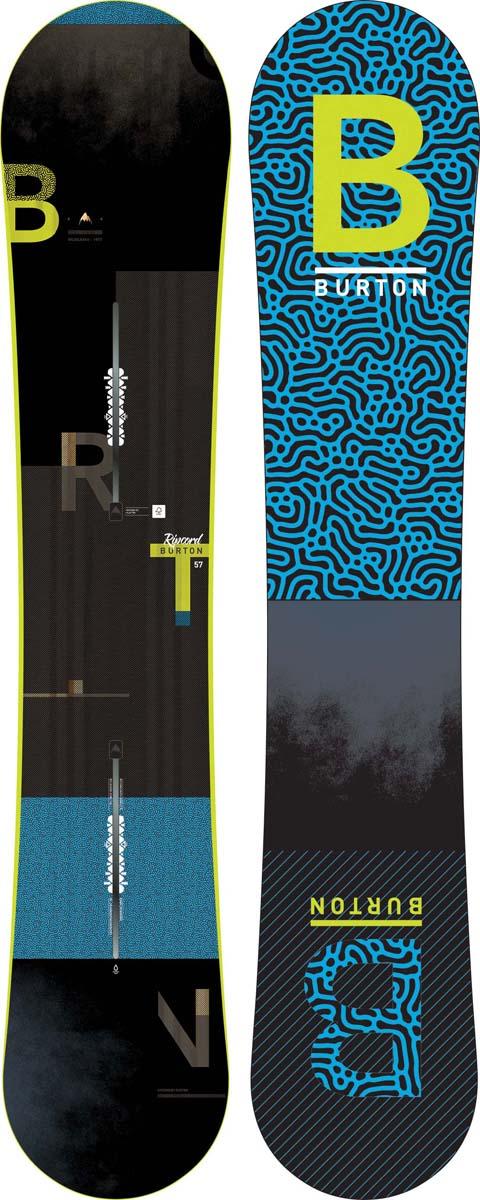 Сноуборд мужской Burton Ripcord, длина 157 см сноуборд burton ripcord ростовка 162 см