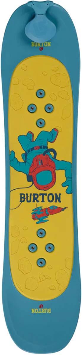 Сноуборд для мальчика Burton Riglet Board, длина 90 см burton сноуборд burton feelgood flying v 144