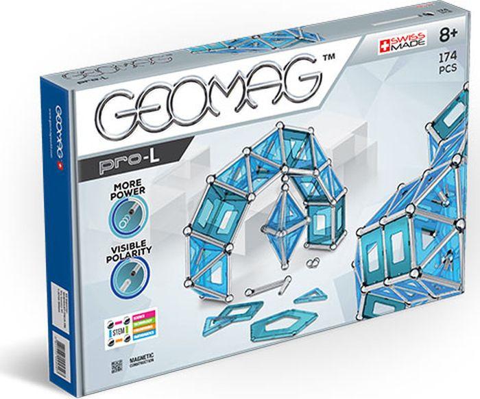 Конструктор магнитный Geomag Pro-L, 025 geomag конструктор магнитный geomag pro l 110 деталей