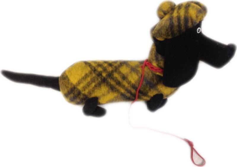 Мягкая игрушка Бюро находок Такса Шотландка, GR3 рюмка бюро находок сними напряжение цвет прозрачный