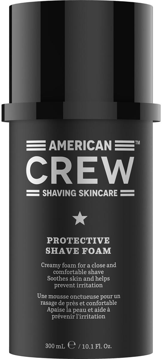 Пена для бритья American Crew Protective Shave Foam, защитная, 300 мл недорого