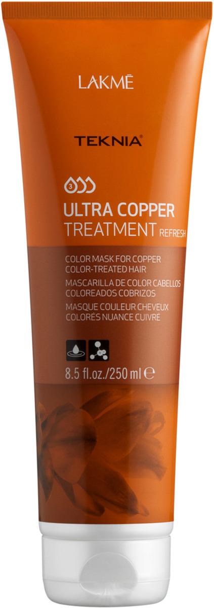 Средство для окрашенных волос Lakme Teknia Ultra Copper Treatment