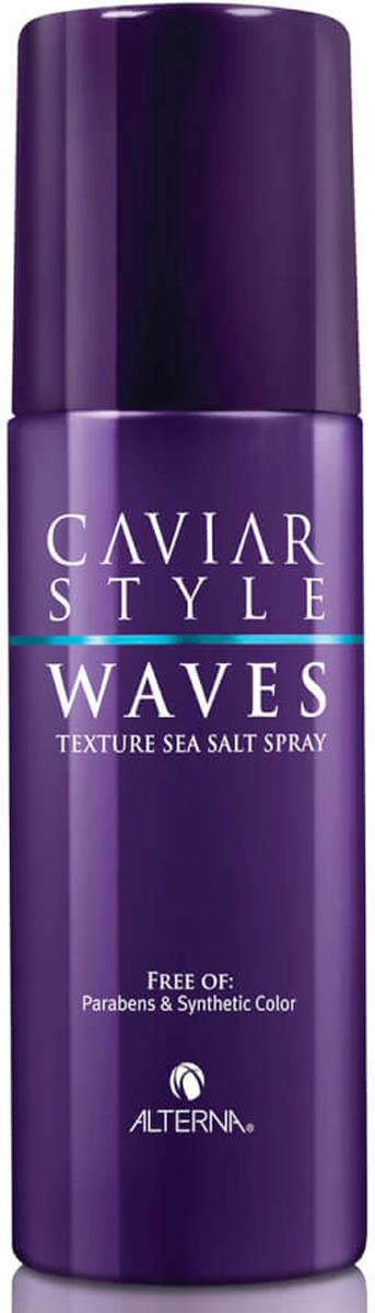 Спрей для волос Alterna Caviar Style Waves Texture Sea Salt Spray Волны, текстурирующий, с морской солью, 150 мл alterna caviar clinical спрей активатор для роста волос caviar clinical спрей активатор для роста волос